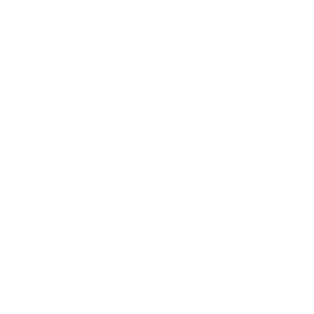 The logo of Card Factory in white